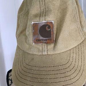 Carharft Ball cap Tan